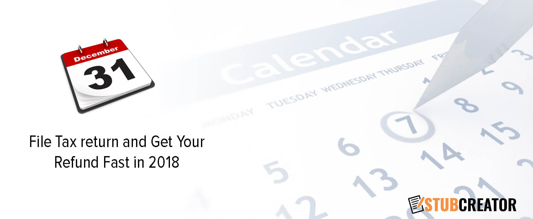 File Tax return and Get Your Refund Fast in 2018